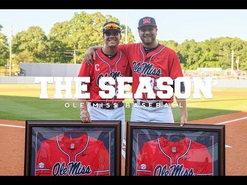 The Season: Ole Miss Baseball - Senior Day 2017