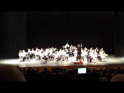 All-District Spring Concert Band