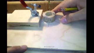 How To Make A Wooden Wheel (part 3) Teched Speedster