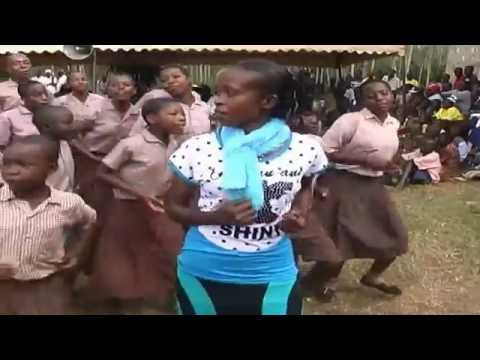 2016 Kwale County World Food Day Celebrations Part 2