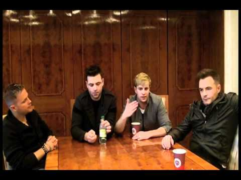 Westlife talk to Playlist about Gravity, Safe and Beautiful Tonight