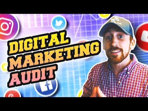 Creating a Social Media Marketing Audit for Your Marketing Prospects UPDATED