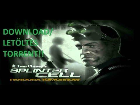  Splinter Cell Pandora Tomorrow DOWNLOAD Torrent 2016 