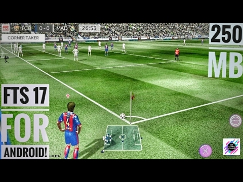 How To Download FTS 17 In Android And Iso Highly Compressed.