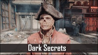 Fallout 4 5 Characters Who Are Hiding Dark Secrets Fallout 4 Lore