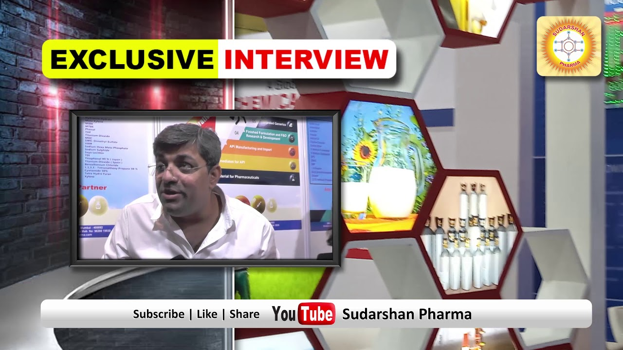 Sudarshan Pharma's Customers review in Chemspec 2019 | Part-6