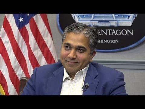 DoD's Shah on Innovation, DIUx and Outreach to Commercial Industry