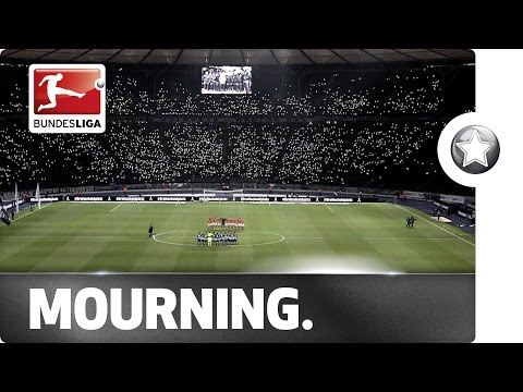The Bundesliga Mourns the Victims of Berlin