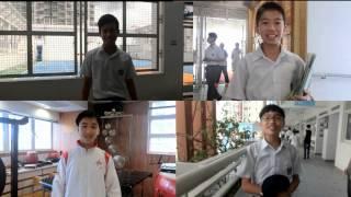 沙田崇真中學2015-2016年度學生會候選內閣Elements宣傳片
