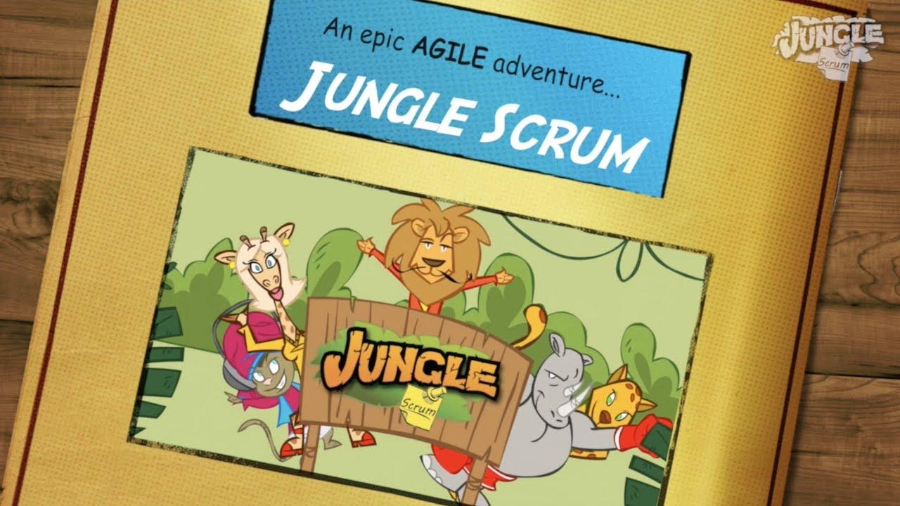 Agile Fun Games jungle scrum workshop – an epic agile adventure – fun and
