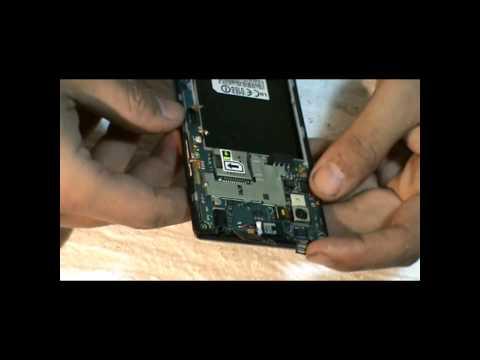 LG Optimus L9 P760 Reparación y desarme.