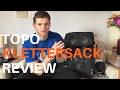 TOPO KLETTERSACK BAG REVIEW | Best Backpack For Digital Nomads?
