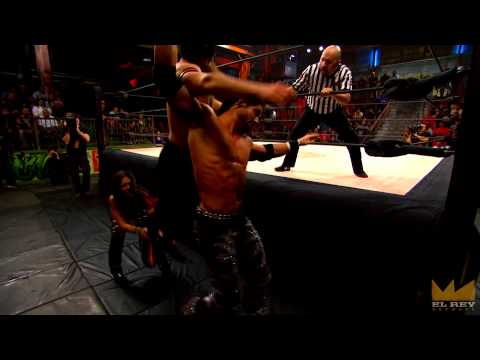 Lucha Underground Presents: Johnny Mundo - The Prince of Parkour from YouTube · Duration:  1 minutes 44 seconds