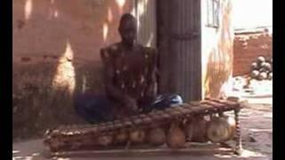 Soungalo Sanou Balafoniste de Bobo-Dioulasso