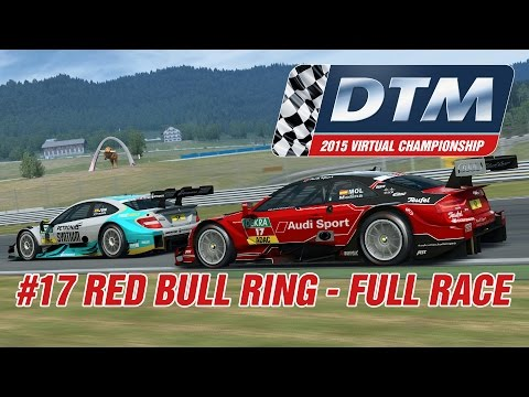 Virtual DTM 2015 - 17 Red Bull Ring