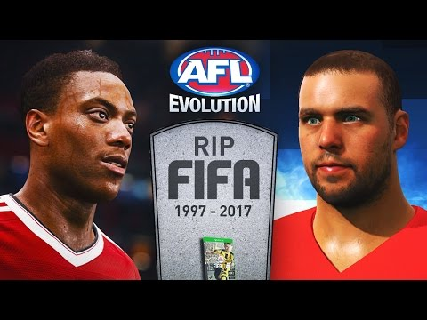 THE BEST FOOTBALL GAME EVER!!! (AFL Evolution)