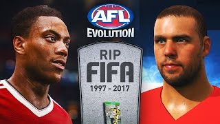Video THE BEST FOOTBALL GAME EVER!!! (AFL Evolution) download MP3, 3GP, MP4, WEBM, AVI, FLV Desember 2017