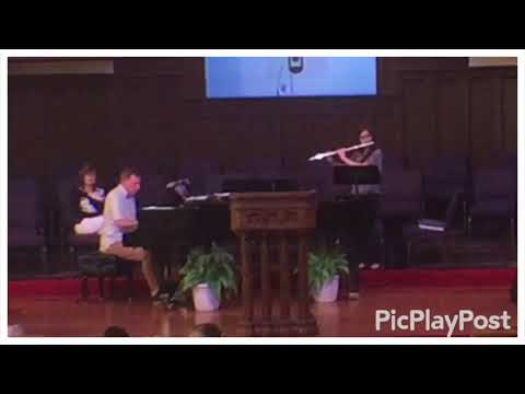I Can Only Imagine by Mercy Me (Live Flute Cover)--Alexandra Langley