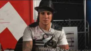 Avenged Sevenfold Guitar Lesson Part 2/2