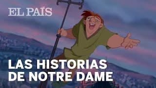NOTRE DAME: La HISTORIA tras los muros de la CATEDRAL de PARÍS