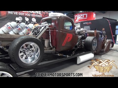 CRAZIEST CREATIONS FROM SEMA THIS YEAR!