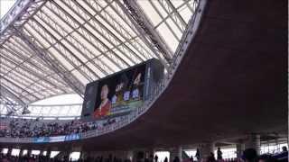 アルビレックス新潟2013ホーム開幕戦 スタメン発表
