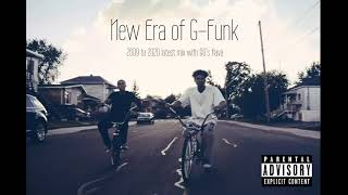 """G-Funk / New West Coast Hip Hop Mix """"New Era of G-Funk 2009 to 2020 latest mix with 90's flava"""""""