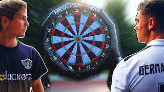 Ultimative fussball dart challenge vs. freekickerz