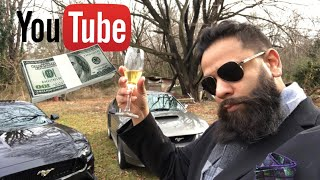 How much MONEY I make on Youtube w/40,000 Subscribers!