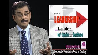 Gambar cover 10 LEADERSHIP   SERIES 10 Topic Don't Humiliate your Team Member