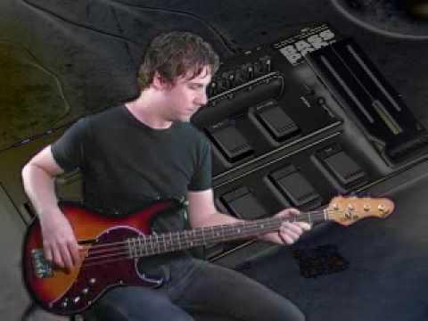Line 6 Bass PODxt Live Floor Bass PreAmplifier