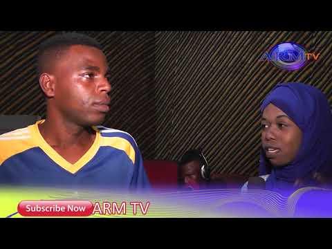 Kijana aliyevumbua Radio Katika kijji Cha makunduchi Zanzibar Akiongea Na ARM TV