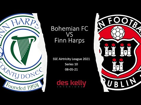 Bohemians D. Finn Harps Goals And Highlights