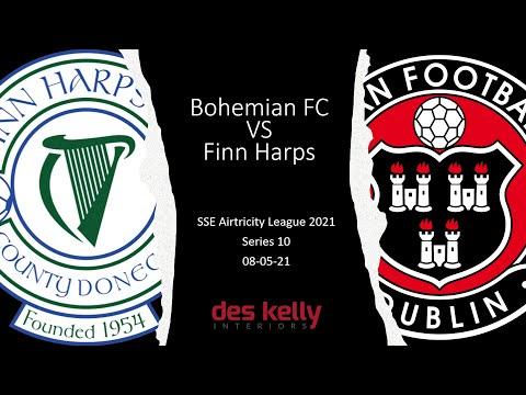 Bohemians D. Finn Harps Goals And Highlights