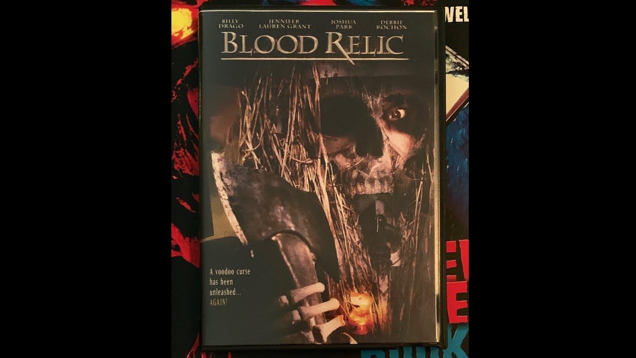 Download Blood Relic TheHORRORman's SlashBack Challenge Week 23 Unique Setting Slasher