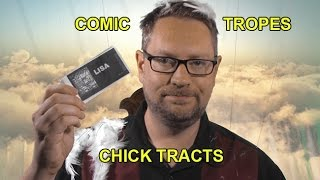 Chick Tracts' Lisa: A Disgusting Comic - Comic Tropes (Episode 13)