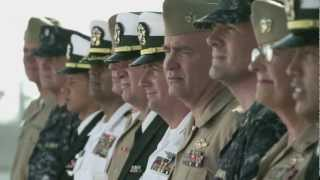 Navy Chaplains: A Ministry of Presence