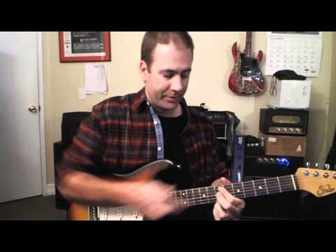 Clapton Sweet Home Chicago Blues Guitar Lesson