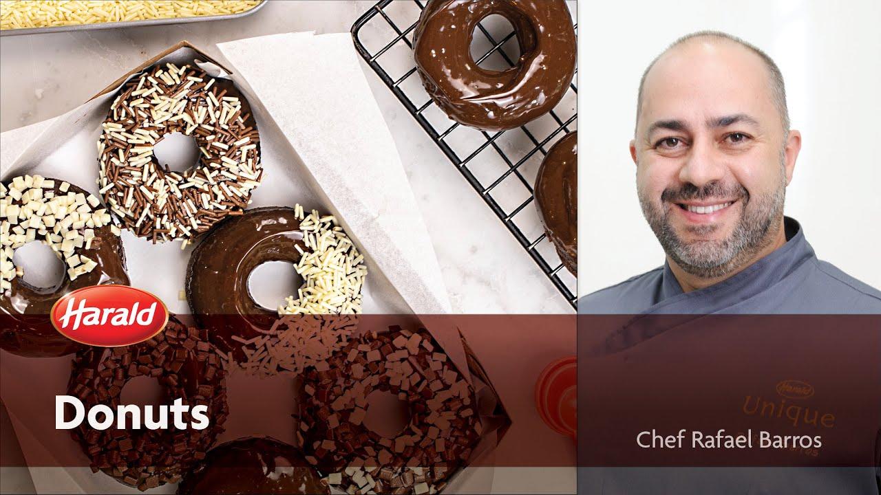 Donut de Chocolate - Rafael Barros