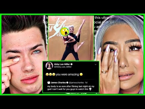 James Charles TRYING To Stay Popular thumbnail