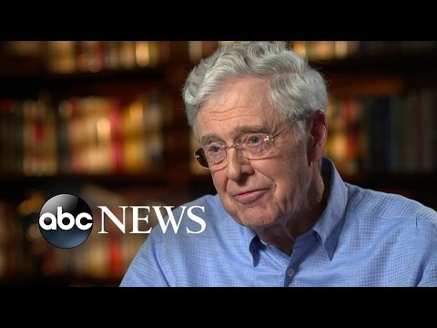 Charles Koch: Political System 'Rigged,' But Not By Me