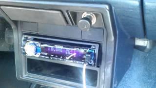 8 inch JL Audio sub