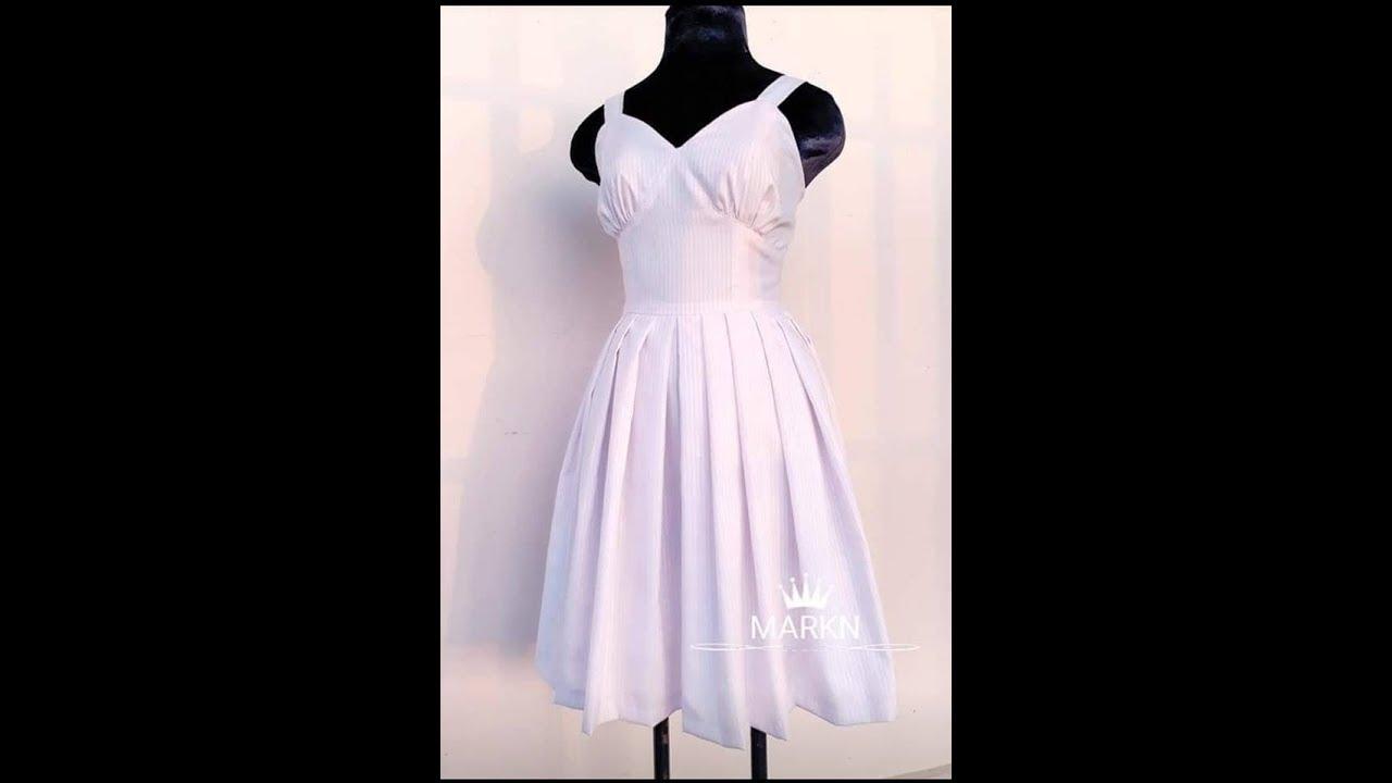 dạy cắt may cơ bản: hướng dẫn cắt váy đầm theo mẫu  váy đầm nữ, váy nữ, váy cúp ngực