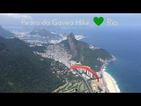 Pedra da Gávea Hike, Rio (Legendas em português)