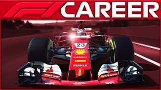 DEBUT TIME   F1 2017 Career Mode #131   Hungarian GP