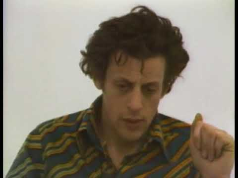 Philip Glass Rare Interview (1976)