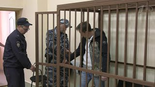 """Суд в Хабаровском крае избирает меру пресечения фигурантам дела о пожаре в лагере """"Холдоми""""."""