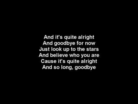 Sum 41 - So Long Goodbye [Lyrics & HQ]
