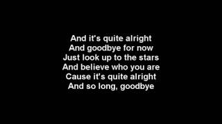 Sum 41 - So Long Goodbye with Lyrics and high quality sound.. Subsc...