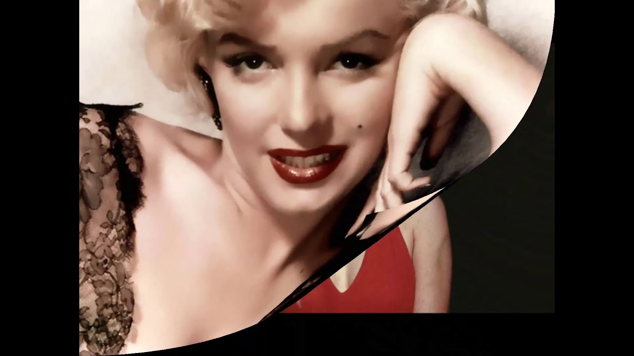 Elvis Marilyn Monroe Elvis Presley Young And Beautiful Marilyn Monroe